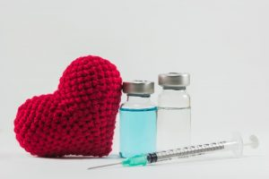 Injection drugs with Heart