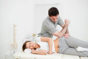 Chiropractic Hip Adjustment